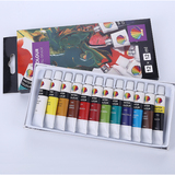 Water color 12ml*12colors with hanging hole