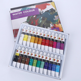 Water color 12ml*24colors with hanging hole