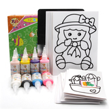 Window art set·6 colors(Junior)